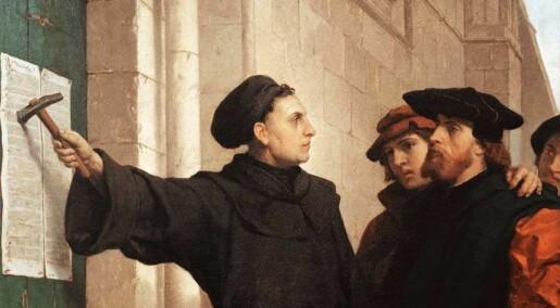 – Martin Luther er langt frå utdatert