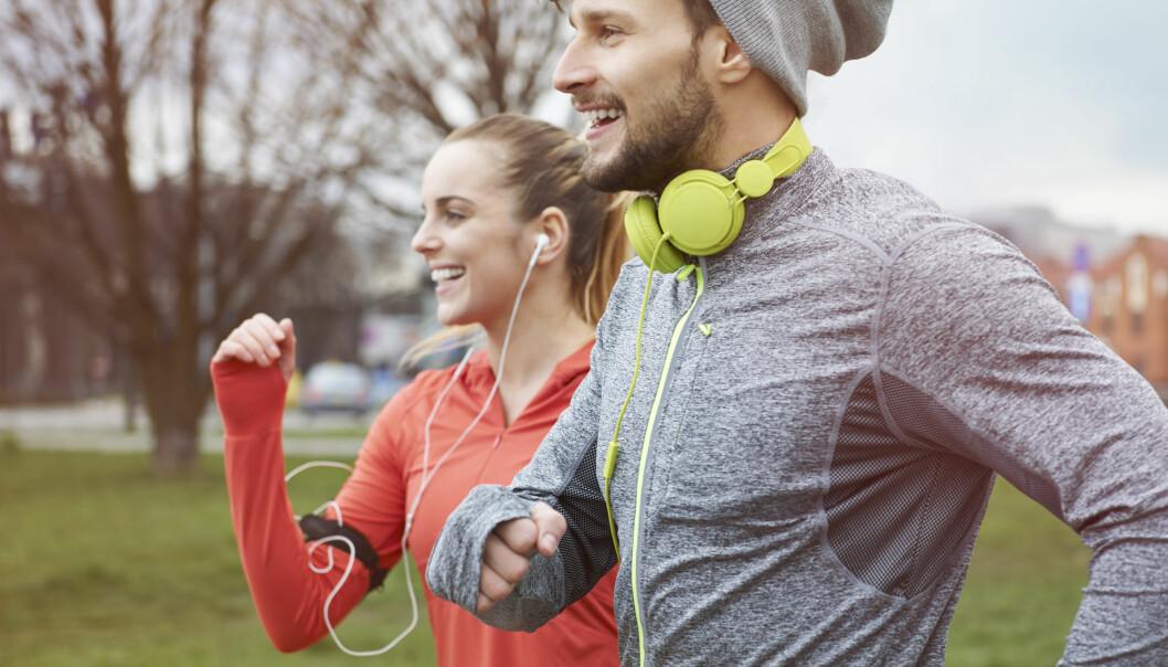 Resultatene fra en norsk undersøkelse tyder på at de som trener er sunnere mentalt. Det er gode nyheter for dem som holdt treningen gående til tross for korona-stenging av treningssenteret.