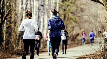 Kvinner løper raskere før eggløsning