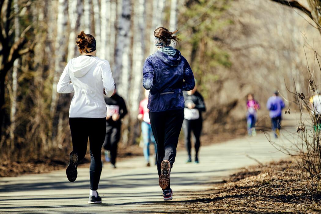 Resultatene fra studien viser at det er signifikante forskjeller mellom folikkelfasen og eggløsningsfasen når det kommer til hvor fort kvinnene løper, og at folikkelfasen først og fremst er perioden da best resultater oppvises.