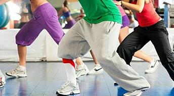 Ikke økt smittefare på treningssentre