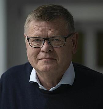 Ørjan Olsvik, professor i medisinsk mikrobiologi ved UiT, er en av forskerne bak studien.