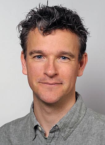 Researcher Coen Campsteijn.
