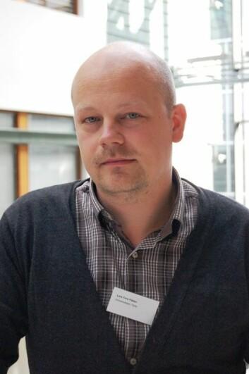 – Norske institusjoner bør se etter indiske institusjoner som har forskingsprosjekter og ph.d.-utdanning, som er en tegn på kvalitet, sier forsker Lars Tore Flåten. (Foto: Frøy Katrine Myrhol)