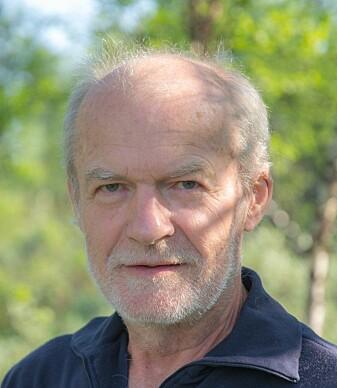 Seniorrådgjevar Yngve Rekdal.