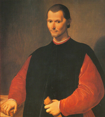 Niccolò Machiavelli drøftet på 1500-tallet det politiske mord. NTNU-forskere har tatt ballen videre. (Foto: (Illustrasjon: Wikimedia Commons))