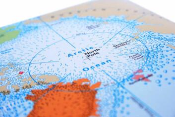 Havet i Arktis har store sokkelområder, og kyststatene rundt Polhavet har råderett over sine kontinentalsokler. Disse kyststatene er Canada, Danmark/Grønland, Norge, Russland og USA. (Foto: (Illustrasjon: www.colourbox.no))