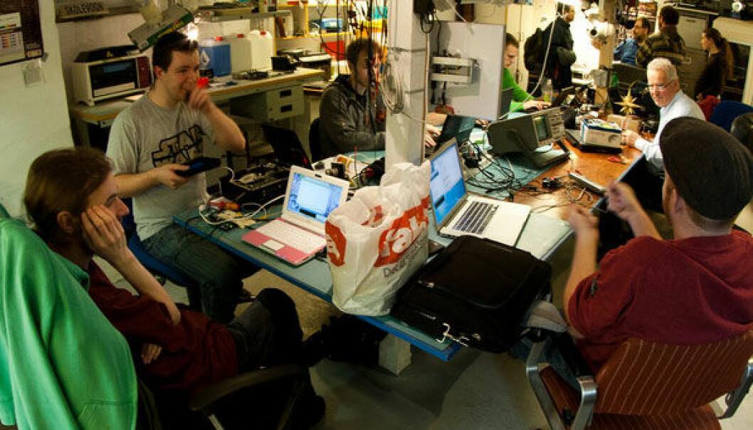 Kan unge nettverkere revolusjonere vitenskapen?