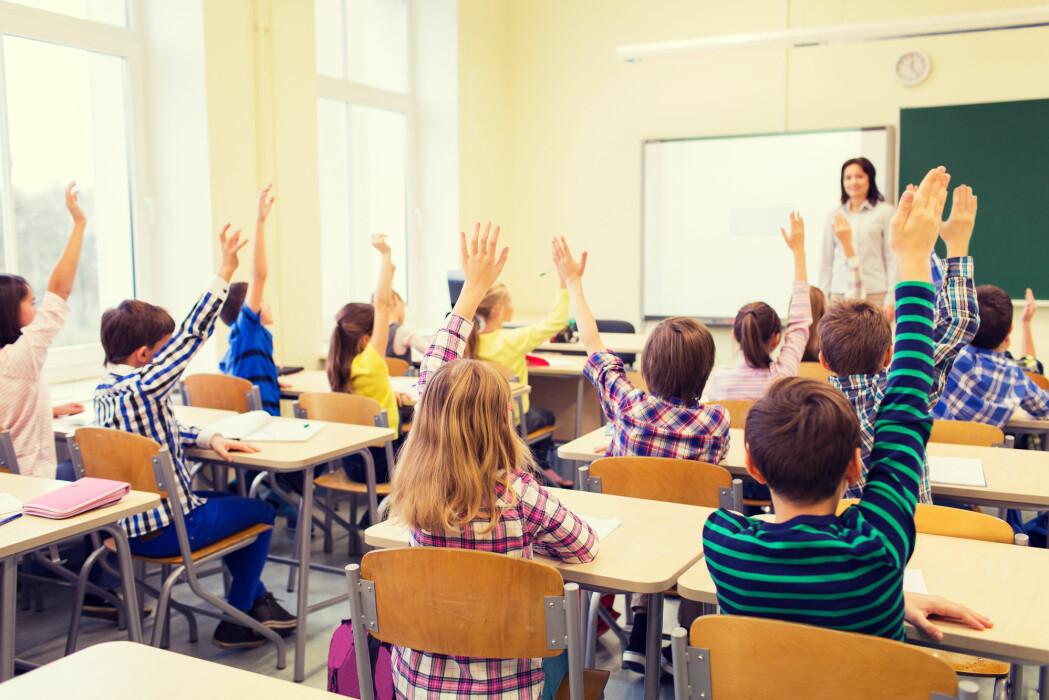 - Historisk sett har det aldri vært så mye testing av elever som i dag. For elever som ikke presterer, er det en reise i utilstrekkelighet, sier Eldar Taraldsen.
