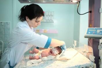 – Hvis sykepleier eller lege ikke evner å gjøre det som er forventet i en krisesituasjon, glir ikke arbeidet godt, sier stipendiat ved Universitetet i Tromsø, Inger J. Danielsen. (Illustrasjonsfoto: www.colourbox.no)