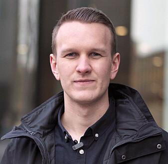 Martin Sørensen, tidligere masterstudent ved Institutt for spesialpedagogikk, UiO.