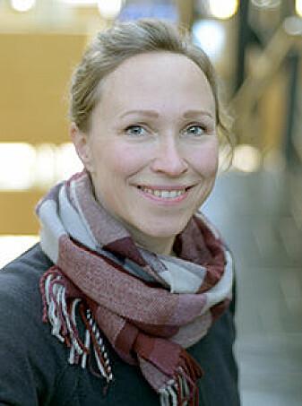 Universitetslektor Guri E. Nielsen ved Institutt for spesialpedagogikk, UiO.