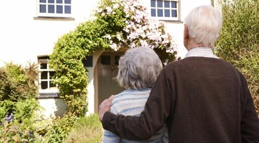 Eldre har flyttet mer de siste ti årene