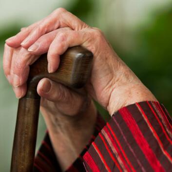 Studien viser at kvinnene med best balanse og gangfunksjon hadde mye bedre livskvalitet sammenlignet med de som hadde dårligere ytelse. (Foto: www.colourbox.com)