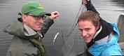 Norske sabotører senket en ferge i 1944. Det førte til at en ny type fisk ble oppdaget mer enn 70 år senere