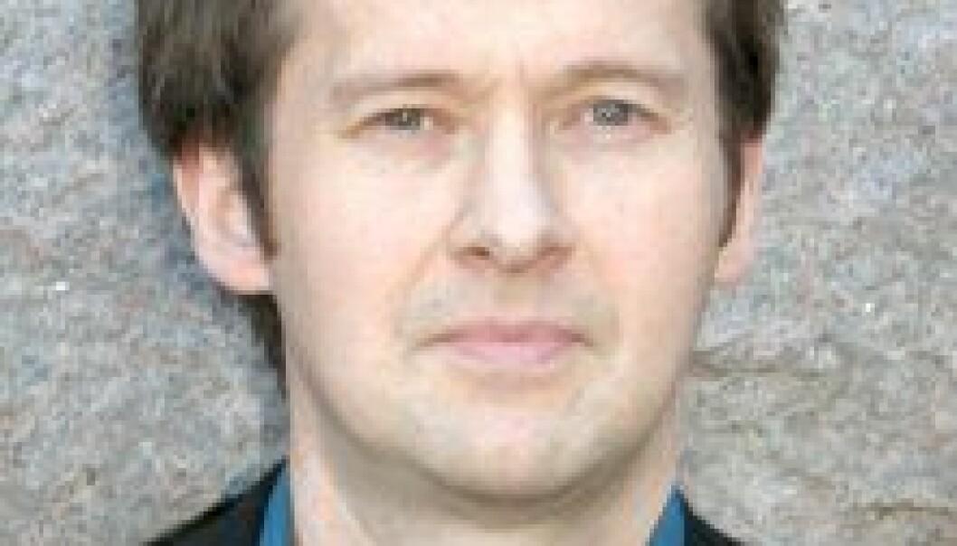"""""""Forsker Asbjørn Steiro, Nasjonalt kunnskapssenter for helsetjenesten"""""""