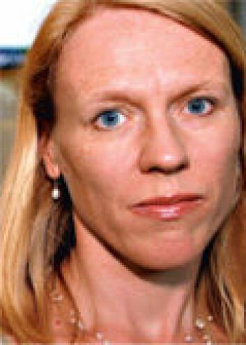 """""""Anniken Huitfeldt: Det dummeste vi kan gjøre, er å fjerne mål- settingen."""""""