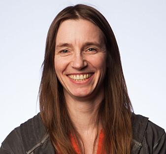 Annette Bayer er en av forskerne ved UiT som utvikler nye hjelpestoffer mot antibiotikaresistens.