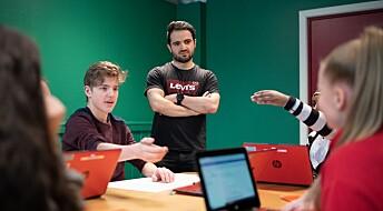 – Programmering vil bli en utfordring for lærere