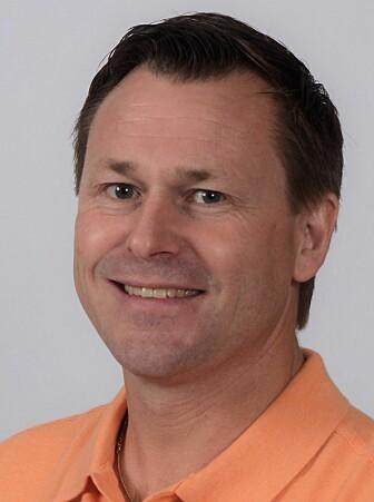 Førsteamanuensis Odd Tore Kaufmann ved Avdeling for lærerutdanning