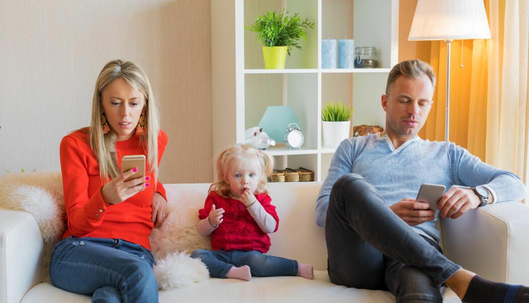 – Utfordringen med mye av teknologi- og familieforskningen er at den i hovedsak har vært gjort på bakgrunn av en antakelse om risiko og problemer, sier forsker Kathryn L. Modecki.