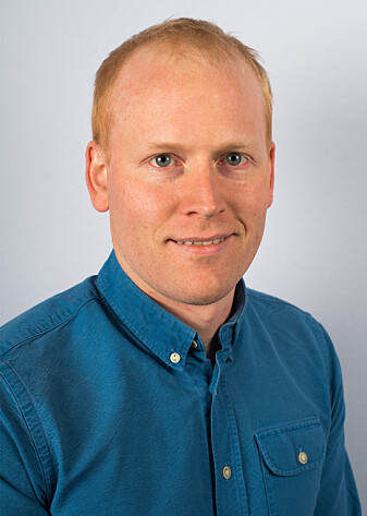 Sondre Dahle er overingeniør ved Norsk Institutt for Naturforskning. Han har forsket på og kan mye om mygg. Han samler gjerne inn insekter på seg selv til forskningen - så for han er det uaktuelt å bruke myggmiddel i felt.