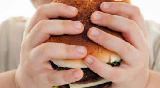 Undervektige barn kan bli overvektige