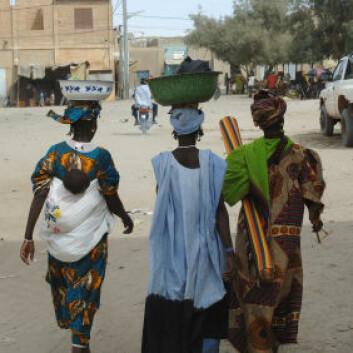 Kvinner i Timbuktu i Mali. (Illustrasjonsfoto: iStockphoto)
