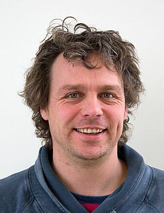 Henrik Grythe er forsker ved NILU.