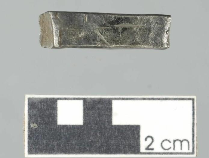 Betalingssølv ble brukt både til å betale varer med og som råvare til sølvsmeder.