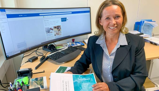 Ann Mari Nilsen Gaup har studert sammenhengen mellom belønning og varsling.