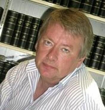 Bjørn Eriksen er ekspert på arbeidsrett. (Foto: BI)