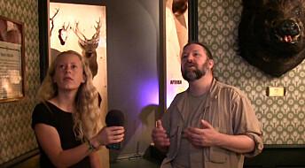 Nett-TV: Utstoppede hoder på Tøyen