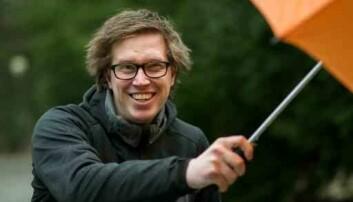 Martin Granerød er meterolog, og kan derfor mye om vær.