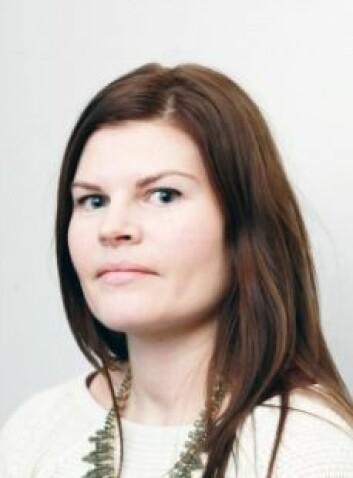 Doktorgradsstipendiat Lisa Kolden Midtbø. (Foto: NIFES)