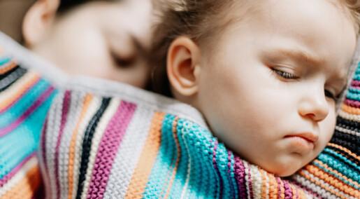 Søvnproblemer hos små barn kan være tidlig tegn på ADHD