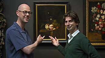 Vet du om historiske malerier med frukt og grønnsaker på? Da vil disse forskerne høre fra deg