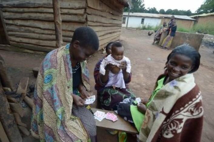 Kvinner i Malawi. (Illustrasjonsfoto: iStockphoto)