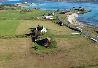 Unknown Viking trading place discovered by master's student