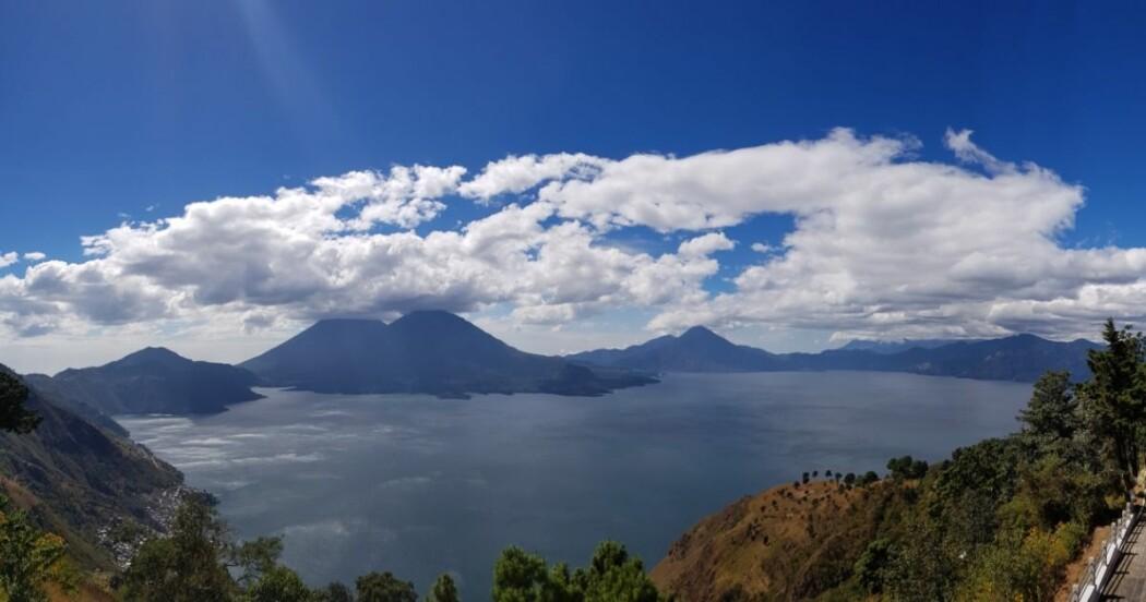Supervulkaner kan forårsake store ødeleggelser. Her er kalderaen etter Los Chocoyos, nå den vakre innsjøen Lake Attilan.