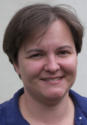 """""""Anne-Sophie Godfroy-Genin er forsker ved Ecole Normale Supérieure de Cachan i Frankrike. Foto: Marte Ericsson Ryste"""""""