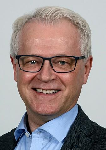 Oscar Tranvåg, en av de tre andre forskerne bak den nye studien.