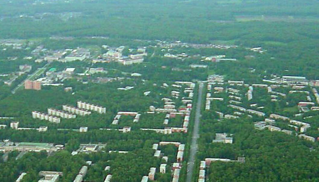 "Akademgorodok, Novosibirsk. Elya, <a href=""http://en.wikipedia.org/wiki/en:GNU_Free_Documentation_License"">Wikimedia Commons</a>"