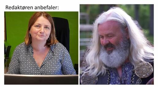 Du og jeg og alle er i slekt med Harald Hårfagre