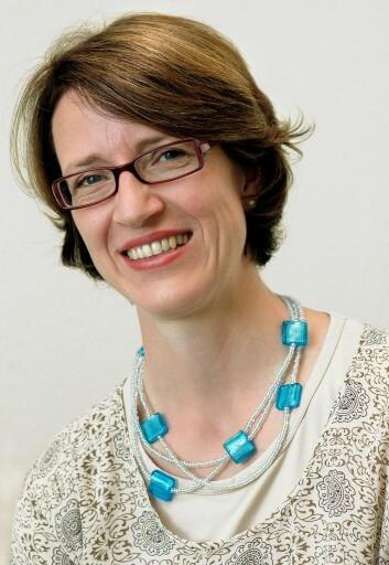 Marianne Lind (Foto: Ram Gupta, Universitetet i Oslo)
