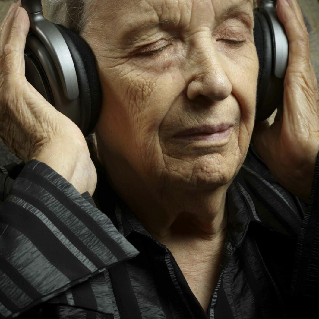 Ifølge Skånlands studie er det viktig at man selv velger hvilken musikk man vil høre på. (Foto: iStockphoto)
