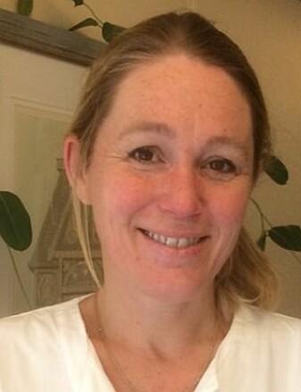 Åsa Waldum, jordmor og forsker på smertelindring under fødsel ved Oslo universitetssykehus.