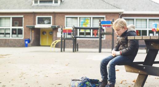 Hva kan læreren gjøre når eleven ikke møter opp på skolen?
