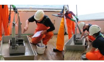 Mareano kartlegger Trænabanken og sokkelen utenfor Sklinna