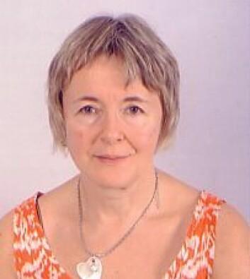 Gabrielle Kitzmüller. (Foto: Privat)